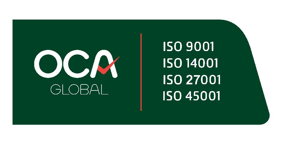 El Grupo Omega se rige por los más elevados estándares de calidad